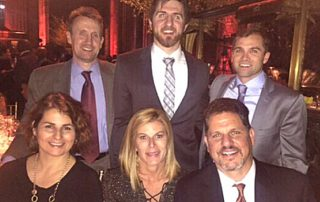Round Table Wealth Management Team at PASEsetter Awards